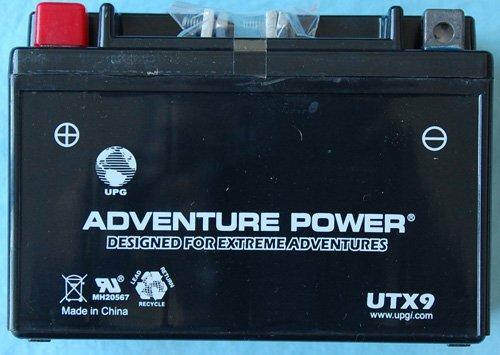 YTX9 Battery Honda ATV TRX300EX TRX400EX 300EX 400EX CBR900R RR