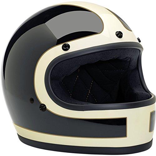 Biltwell Gringo Helmet - LE Tracker VintageBlackGold XL