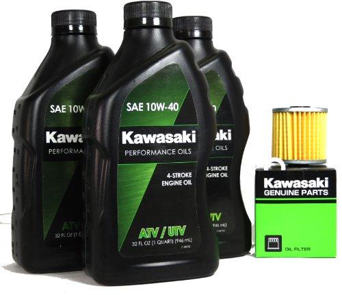 2005 Kawasaki BAYOU 250 Oil Change Kit