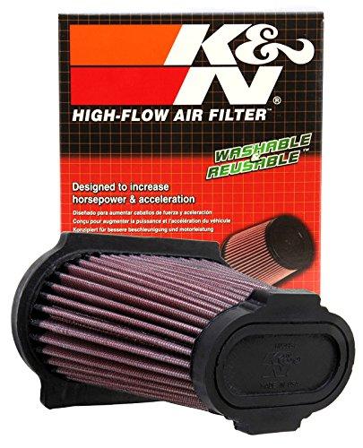 K&N FILTER YA-6601 Yamaha High Performance Replacement Air Filter