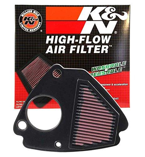 K&N HA-6199 Honda High Performance Replacement Air Filter