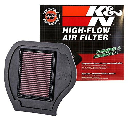 K&N YA-7007 Yamaha High Performance Replacement Air Filter
