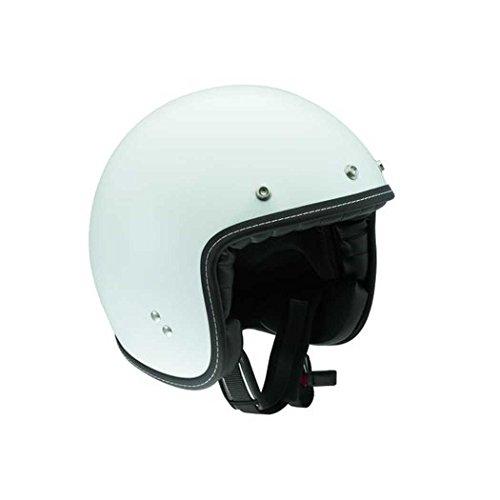 AGV RP60 Open Face Motorcycle Helmet White Medium M