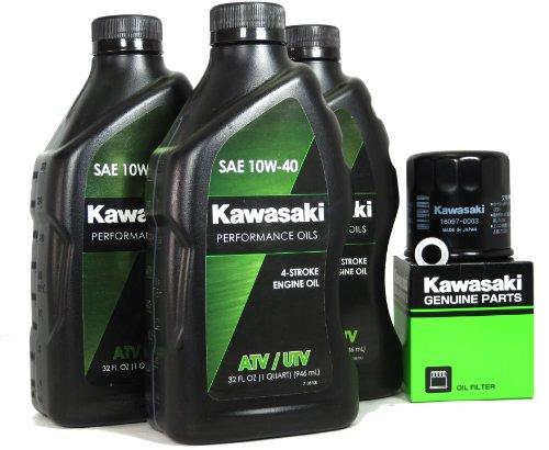 2010 Kawasaki PRAIRIE 360 4X4 Oil Change Kit