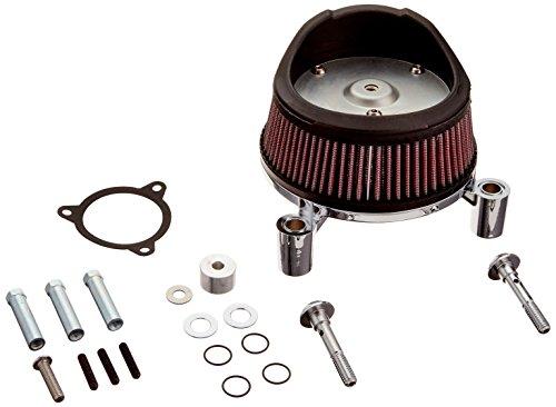 Arlen Ness 18-441 Chrome Big Sucker Performance Air Filter Kit