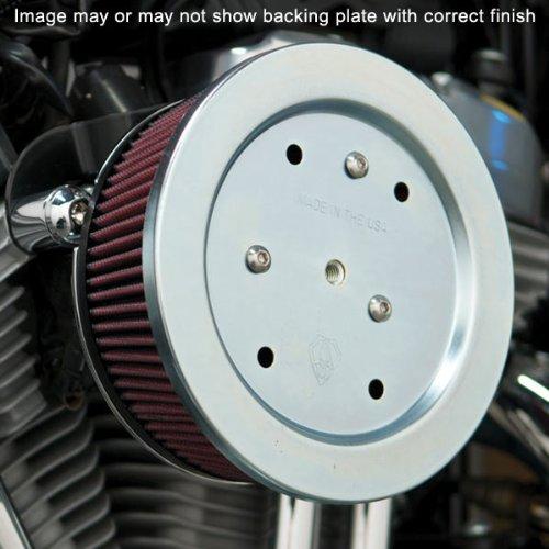 Arlen Ness 18-508 Chrome Big Sucker Performance Air Filter Kit
