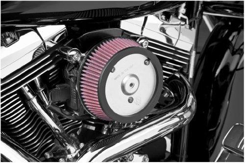 Arlen Ness 50-514 Chrome Big Sucker Performance Air Filter Kit