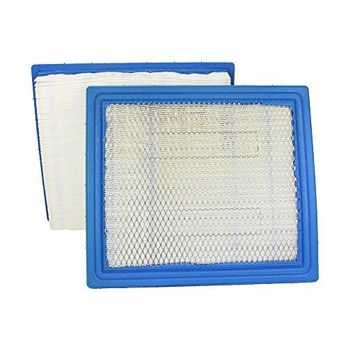 2 OEM Air Intake Filters Polaris 2011-2014 RZR RZR 4 900 XP EFI INTL 7081889