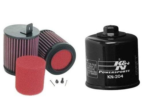K&N Motorcycle Air Filter  Oil Filter Combo 2000-2006 Honda RC51 HA-5100  KN-204