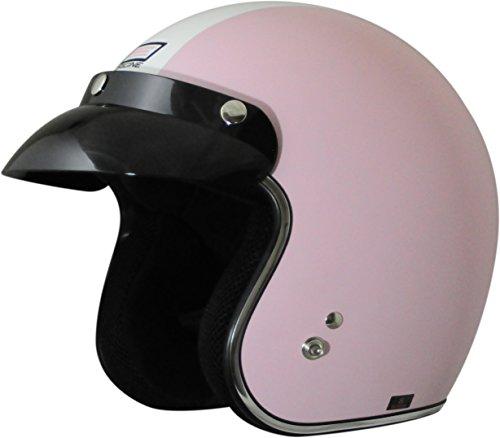 Origine Jet Open Face Helmet Pink Medium