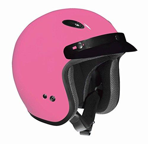 Vega X-280 Open Face Helmet (pink, Xx-large)