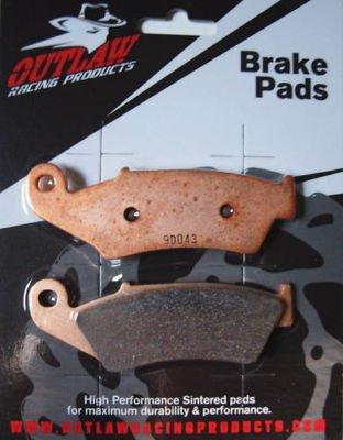 Sintered Front Brake Pads Suzuki SV1000 S TL1000 S 97 - 07
