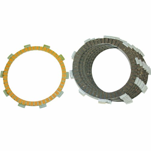 Caltric CLUTCH FRICTION PLATE Fits HONDA CBR600RR CBR600 RR CBR-600RR 2003-2012 8-PLATES