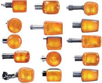 K&S Technologies Turn Signal FrontRear LeftRight for Honda 88-09
