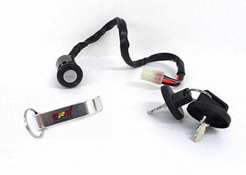 CRU Brand Key Ignition Switch Honda 04-09 TRX 450R 450 R