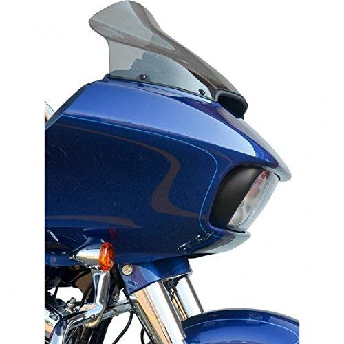 Klock Werks 14 Tint Sport Flair Windshield for 2015 Newer Harley-Davidson Road Glide models