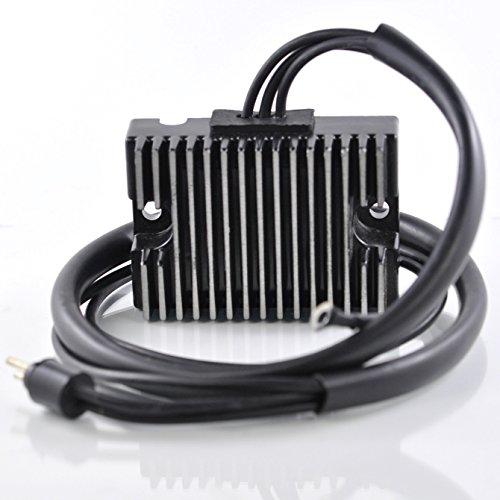 Mosfet Voltage Regulator For Harley Davidson Roadster XLS  Sportster XLH XLX 883 1000 1100 1200 1984-1990 OEM Repl 74523-84 74523-84A 74523-84T