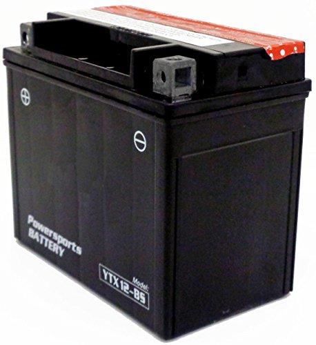 YTX12-BS 12v Scooter Battery fits Aprilia Honda Kymco Piaggio Vespa Gilera and SYM