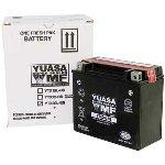 Yuasa YIX30L-BS Maintenance Free VRLA Battery for 1997-2010 Harley Davidson Tou