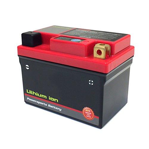 Lithium Ion Sealed Battery 12V 120CCA Replaces Honda 31500-197-713AH Fits 50cc NB50M Aero NN50MD Gyro NQ50 Spree - MMG1