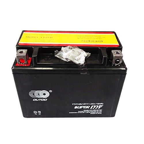 Sealed Battery AGM-YTZ14S-BSMF Motorcycle sealed Battery Honda VT750DC KTM Yamaha BMW C600