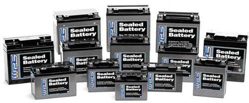 WPS Maintenance Free Sealed Battery CT7B-BS