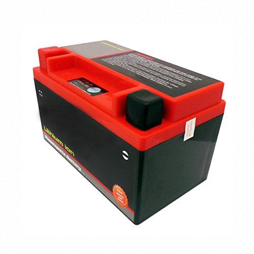 YTZ14S Z14S Lithium Ion Sealed Battery 12V - 300 CCA YAMAHA XVS95CTY V Star 950 FZS1000 FZ1 XJR1300 VMAX MMG4