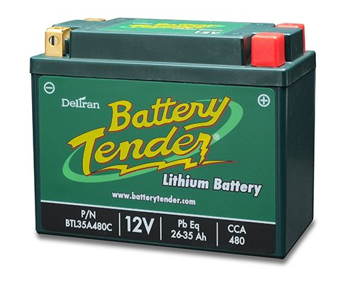 Lithium Iron Phosphate 12V 35AH Battery for Harley 1584 FL 07-11