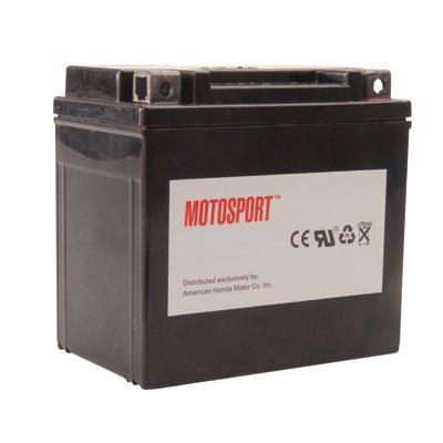 Motosport Maintenance-Free Battery with Acid GTX12BS for Suzuki Boulevard C50 VL800 2013