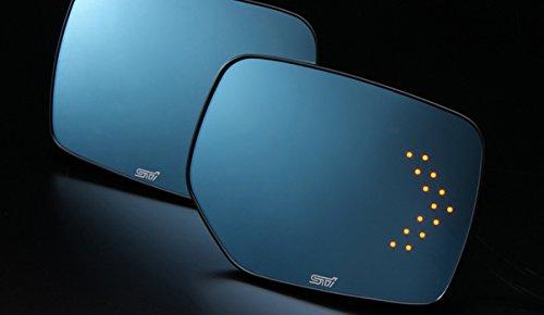 STI ANTI-GLARE DOOR MIRROR LED ST91039ST040
