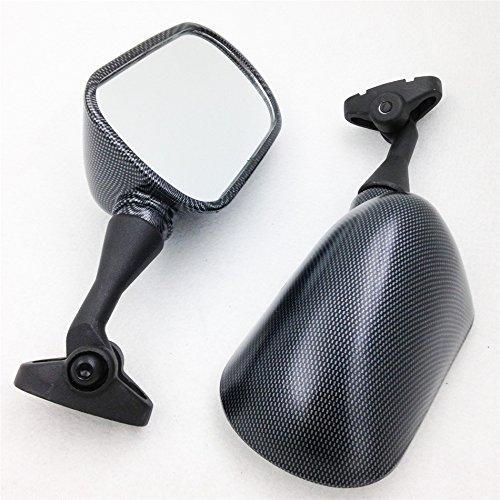 Fit For 2002-2003 Honda Cbr 954 Rr 2000-2001 Cbr929Rr Carbon Oem Aftermarket Mirrors