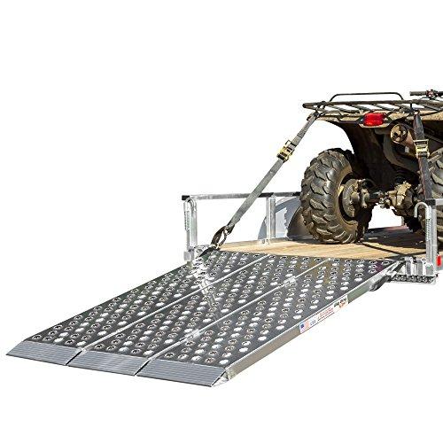 Aluminum Big Boy EZ Rizer 5 Tri-Fold ATV Ramp
