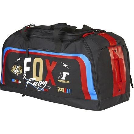 2017 FOX Racing Black Podium ROHR Dirtbike MX Gear Bag