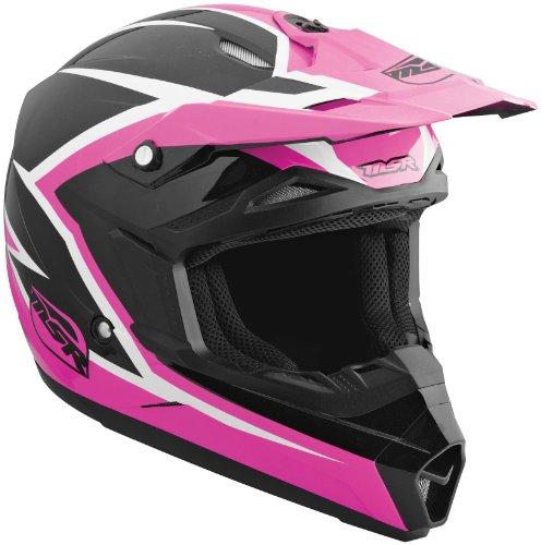MSR Helmet Visor for Assault Graphic Helmet - PinkBlack 359404