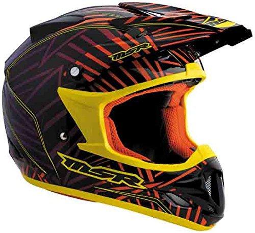 MSR Visor for Assault 2012 Helmet - Burst 358061