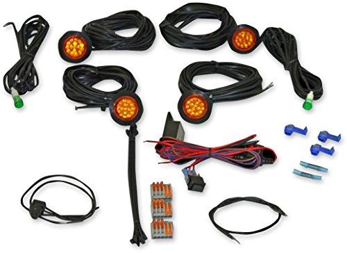 Custom Dynamnics CD-UTV-TS-KIT LED Turn Signal Kit for UTVs