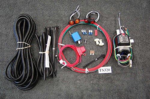 SXSUTV ARTIC CAT WILDCAT 2 OR 4 SEAT TURN SIGNAL LED LIGHT KIT TS320