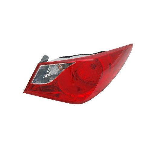 TYC 11-6347-00-1 Hyundai Sonata Replacement Tail Lamp