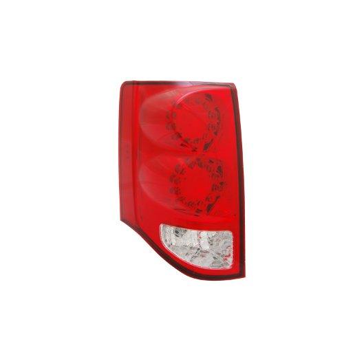 TYC 11-6370-00 Dodge Grand Caravan Left Replacement Tail Lamp