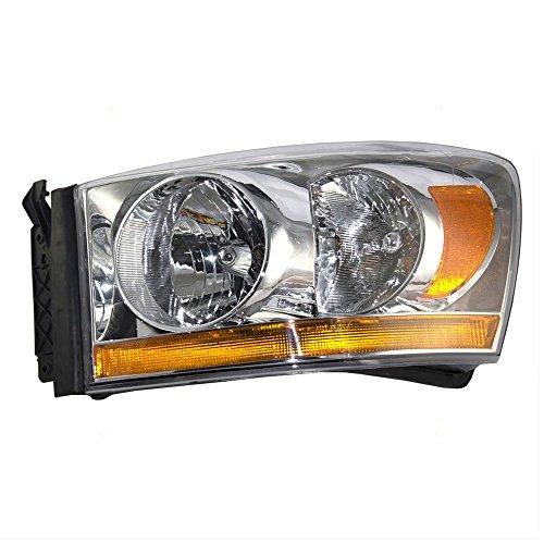 Genuine Chrysler 55077795AD Headlamp Park and Turn Lamp