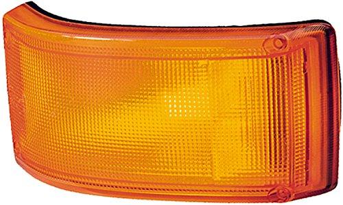 HELLA 005603141 5603 Series Amber P21W Type Wraparound Front Turn Lamp