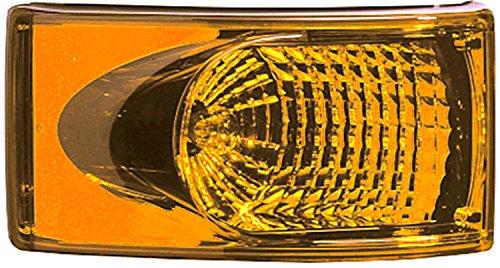 HELLA H23805051 8805 Series 12V SAE Brilliant Wraparound Amber Turn Lamp