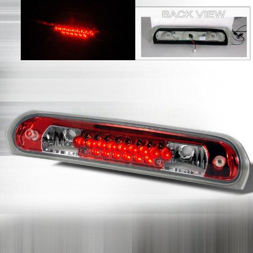 Spec-D Tuning LT-RAM02RBRLED-KS Red Brake Light Led 3Rd
