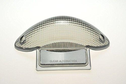 Smoked Taillight Brake Rear Light Lens Only for Suzuki 99-07 GSXR1300 03-06 Katana600750
