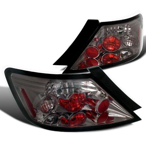 Spec-D Tuning LT-CV062G-TM Honda Civic 2Dr Jdm Altezza Smoked Tail Lights Lamps Pair