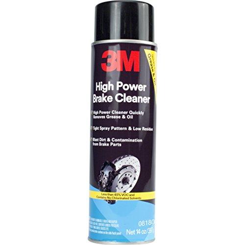 3M 08180 High Power Brake Cleaner - 14 oz