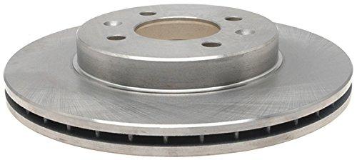 ACDelco 18A367A Advantage Non-Coated Front Disc Brake Rotor