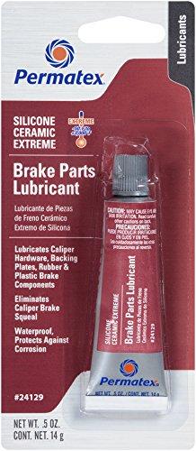 Permatex 24129 Silicone Extreme Brake Parts Lubricant 05 fl oz