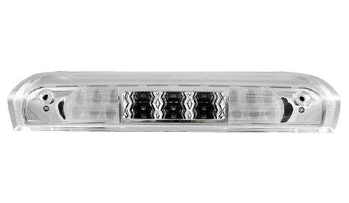Recon 264118CL LED Third Brake Light Kit 2002-2006 Dodge RAM 1500 2003-2006 RAM 25003500 - Clear Lens
