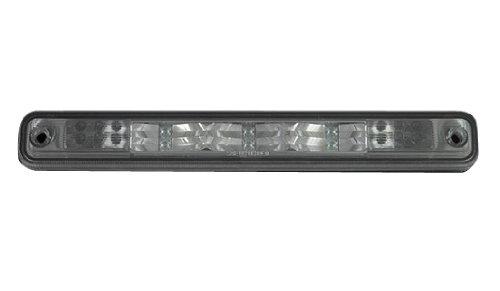 Recon 264123BK LED Third Brake Light Kit 1994-1998 Chevy  GMC CK Silverado  Sierra Regular Crew Cab Only - Smoked Lens